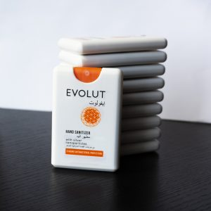 Evolut sanitizers 10 nos