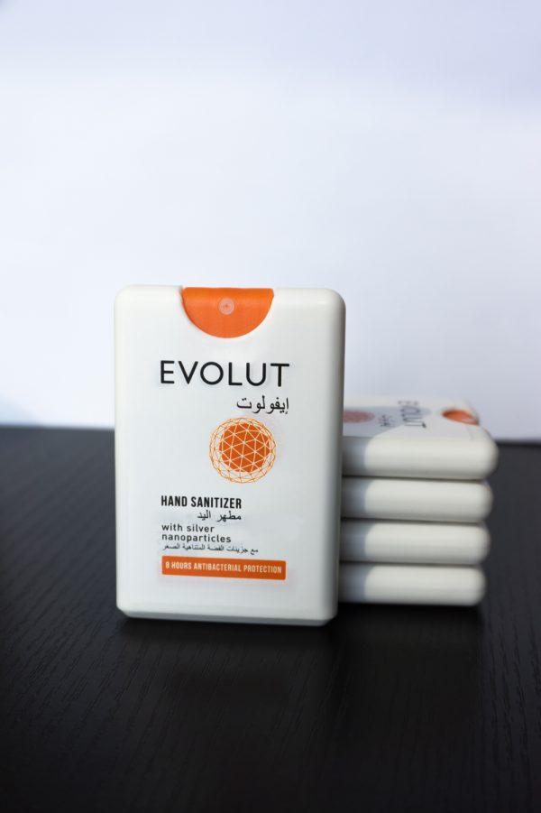 Evolut sanitizers 5 nos