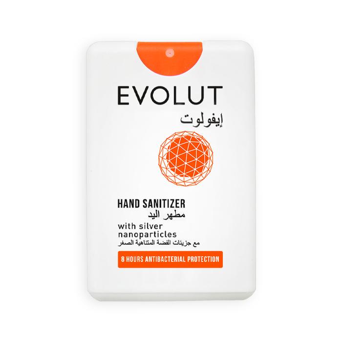 evolut hand sanitizer
