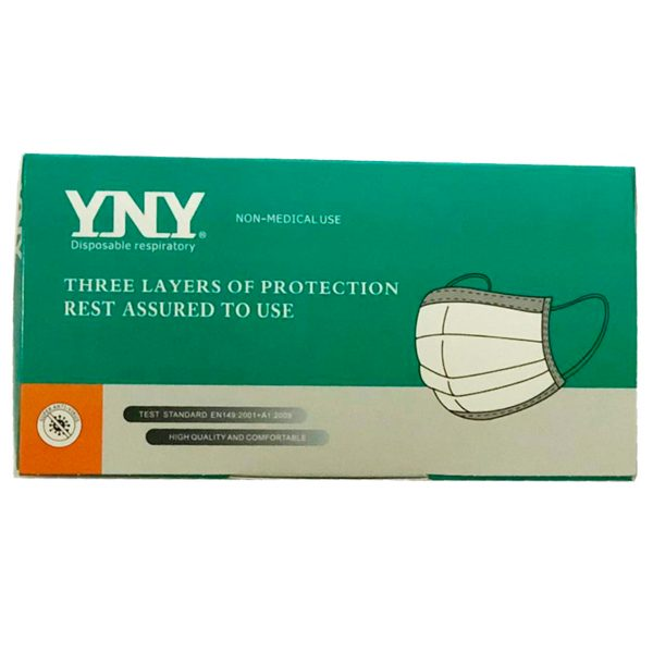 YNY Mask box