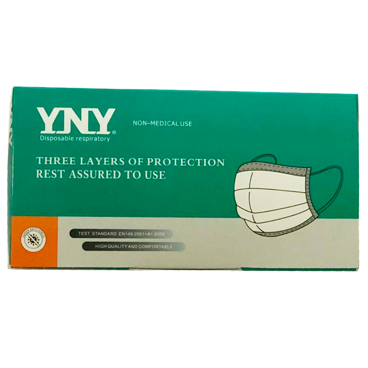 YNY Mask box